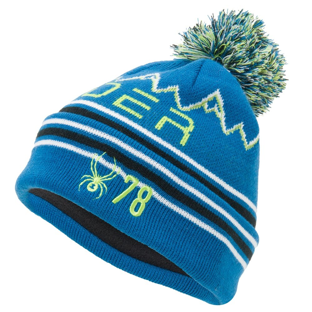 Spyder Icebox Hat (Boys') - Old Glory