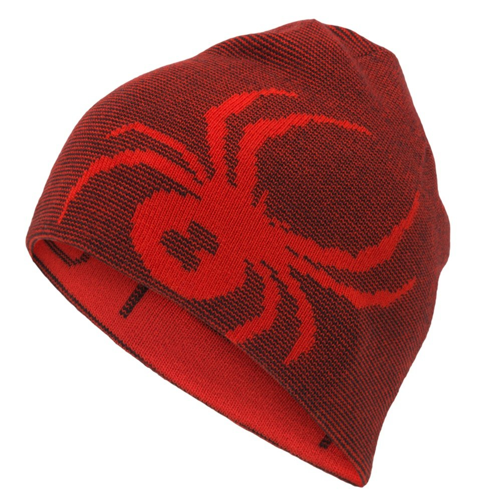 Spyder Reversible Bug Hat (Boys') - Volcano