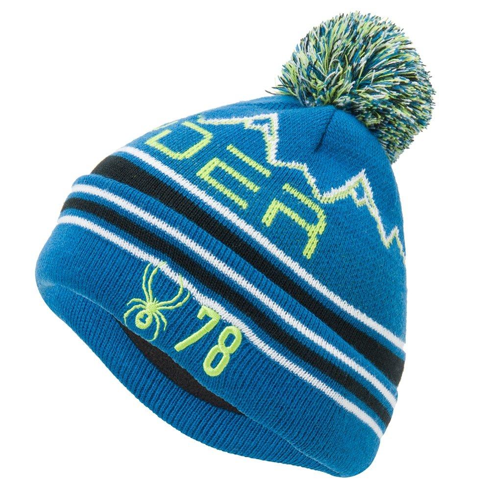 Spyder Mini Icebox Hat (Little Boys') - Old Glory