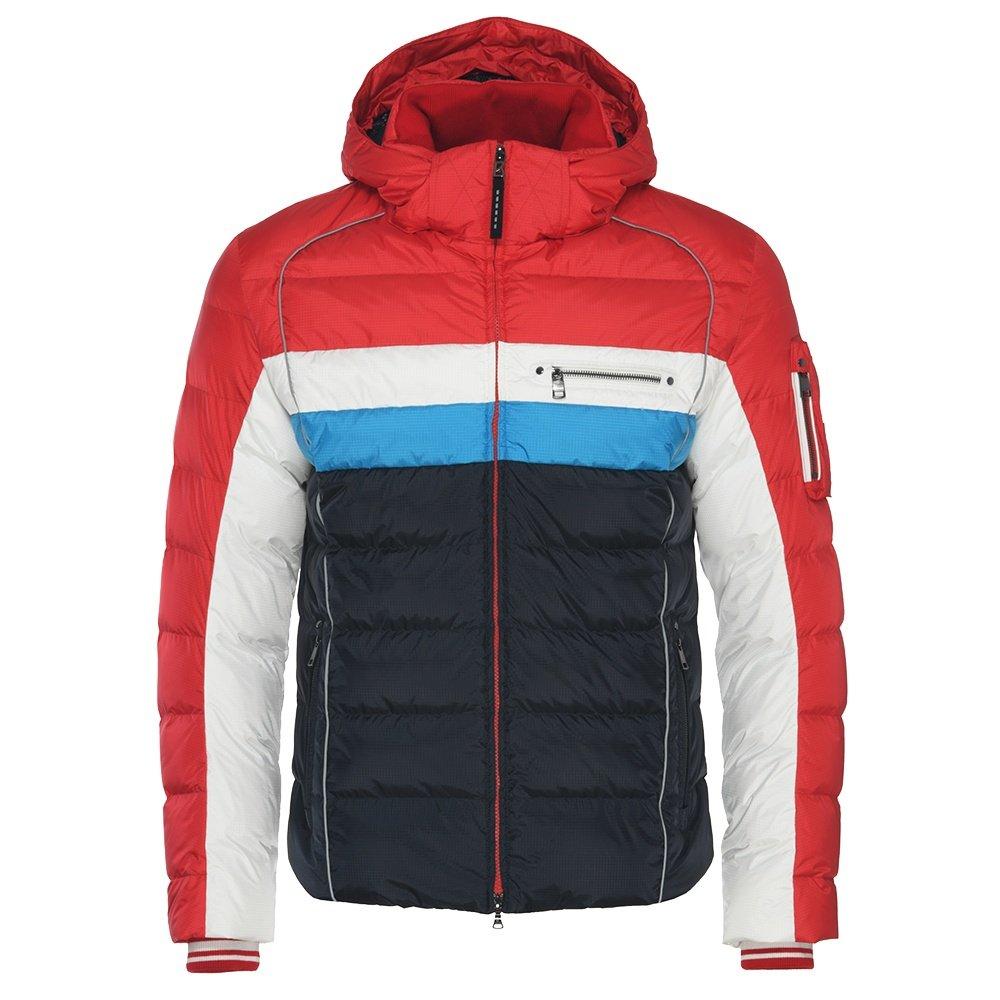 Bogner Benni-D Down Ski Jacket (Men's) - Fire Engine Red