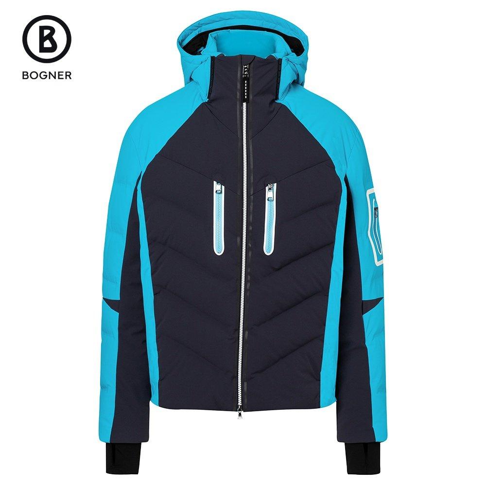 Bogner Felian-D Down Ski Jacket (Men's) - Dark Blue