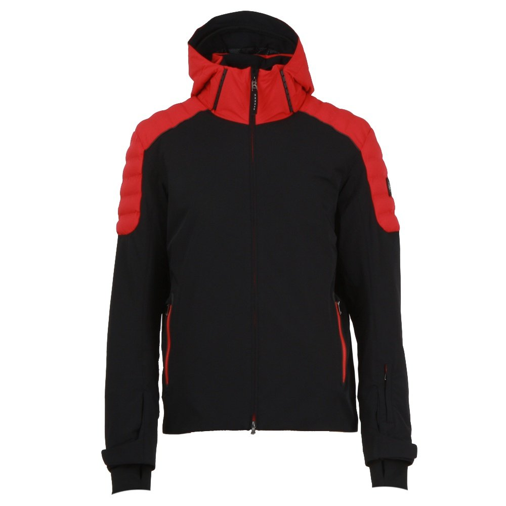 Bogner Fred-T Insulated Ski Jacket (Men's) - Red/Black