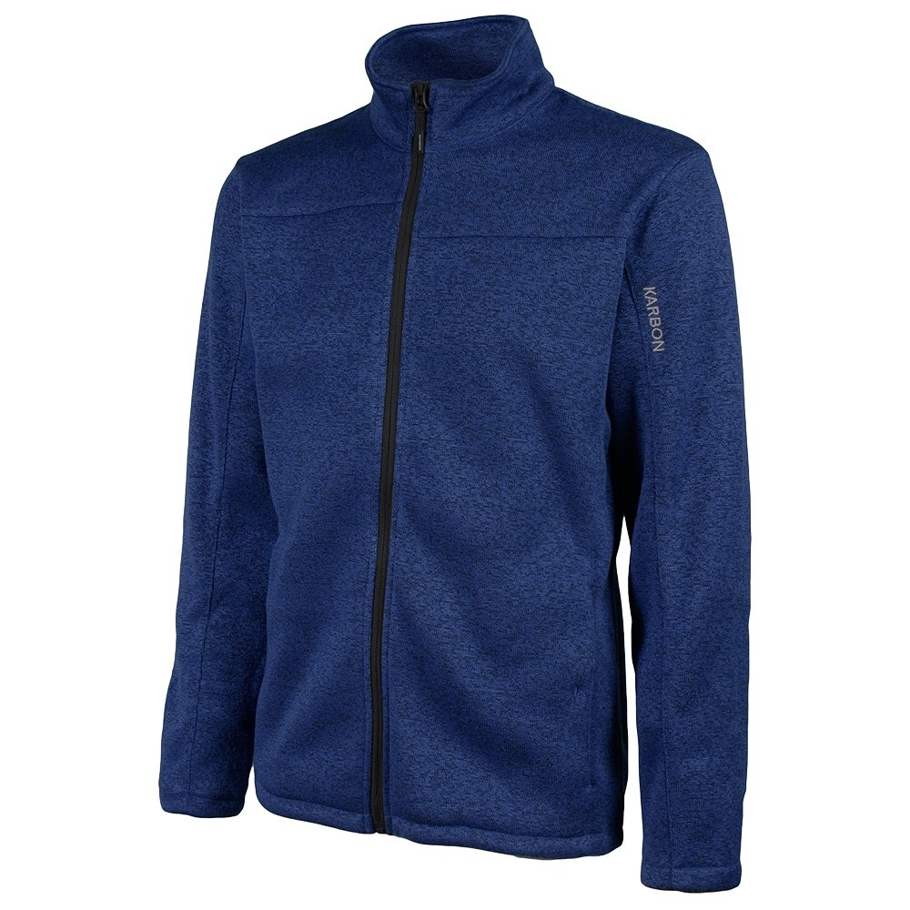 Karbon Thesis Sweater (Men's) - Midnight Blue