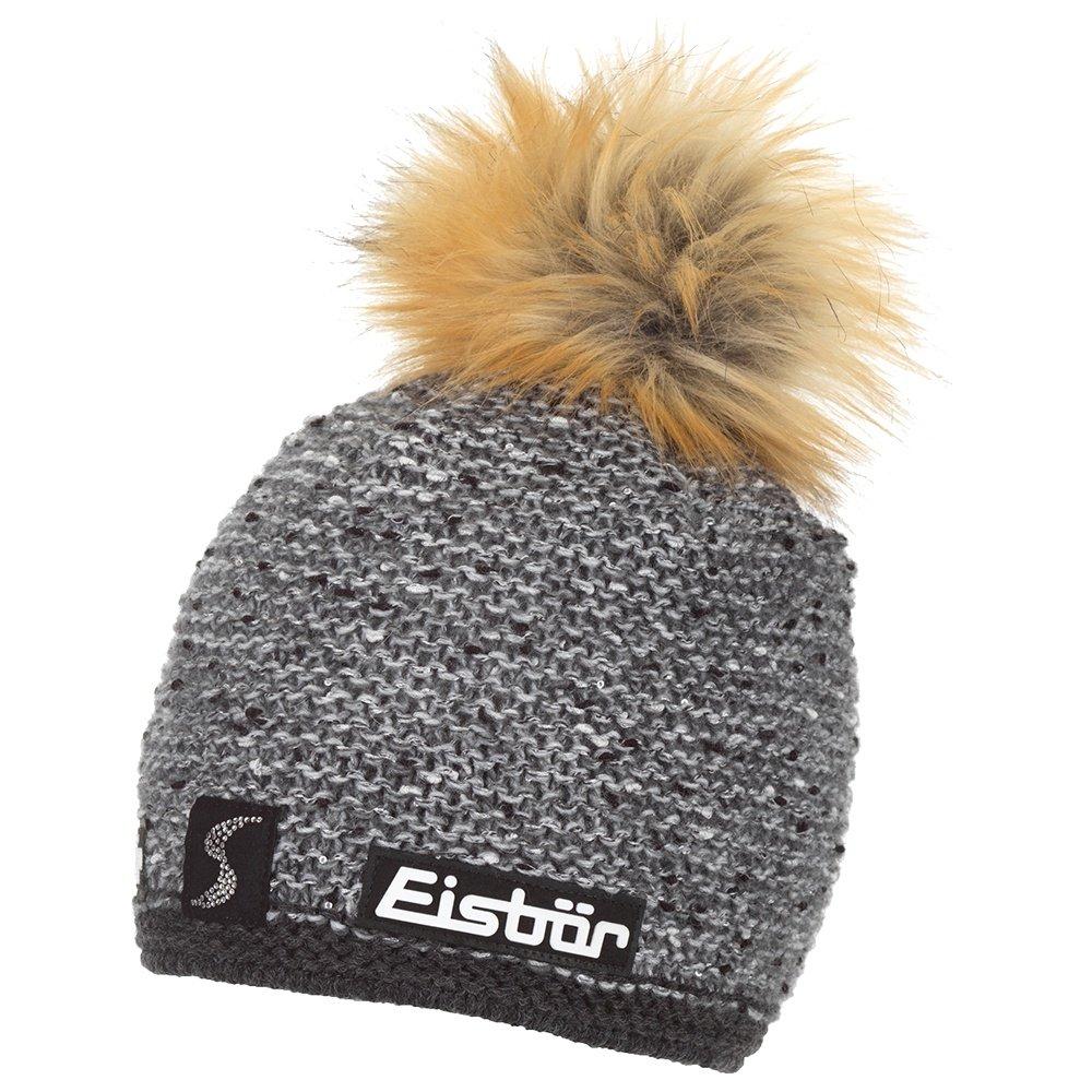 Eisbar Philine Lux Crystal Mu Hat (Women's) - Grey