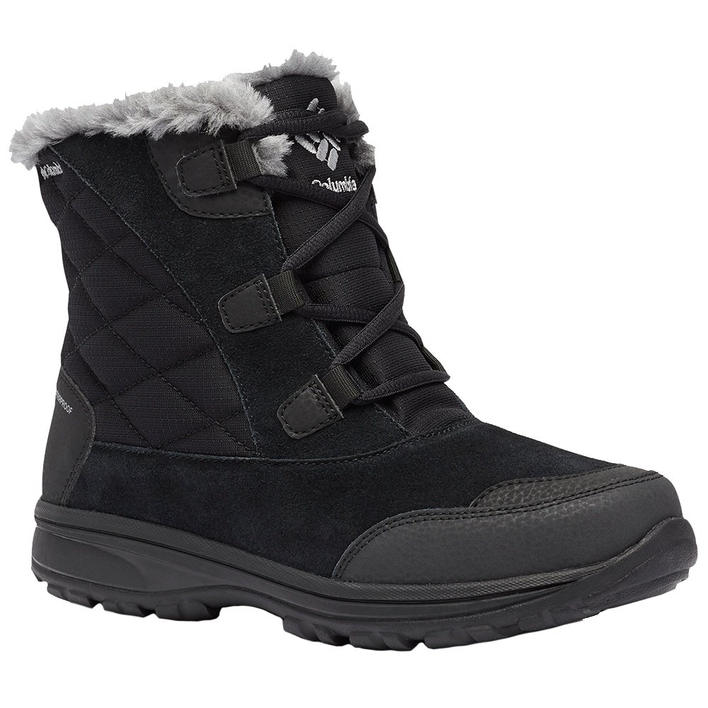 Columbia Ice Maiden Shorty Boot (Women's) - Black