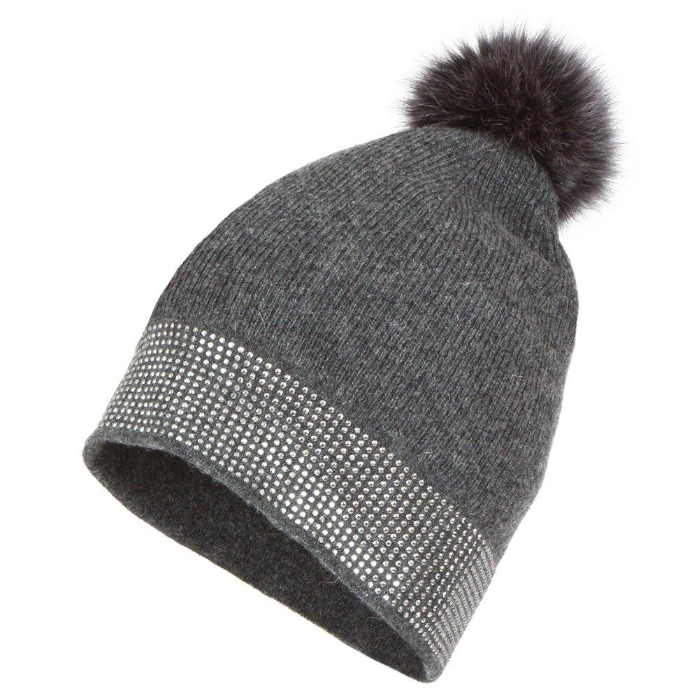 Peter Glenn Crystal Ball Hat (Women's) - Charcoal/Gray Fox