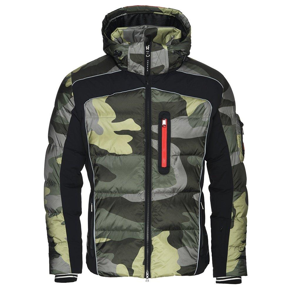 Bogner Jay-D Down Ski Jacket (Men's) - Olive Camo