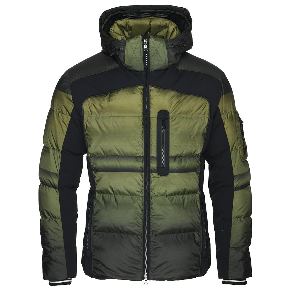 Bogner Jay-D Down Ski Jacket (Men's) - Dark Olive