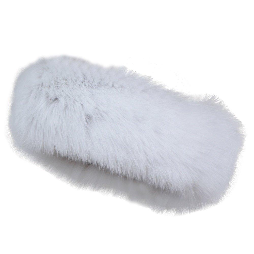 Peter Glenn Mademoiselle Fox Headband (Women's) - White