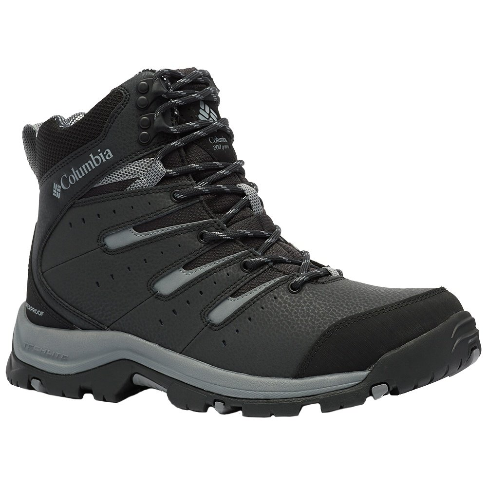 Columbia Gunnison II Omni-Heat Boot (Men's) - Black