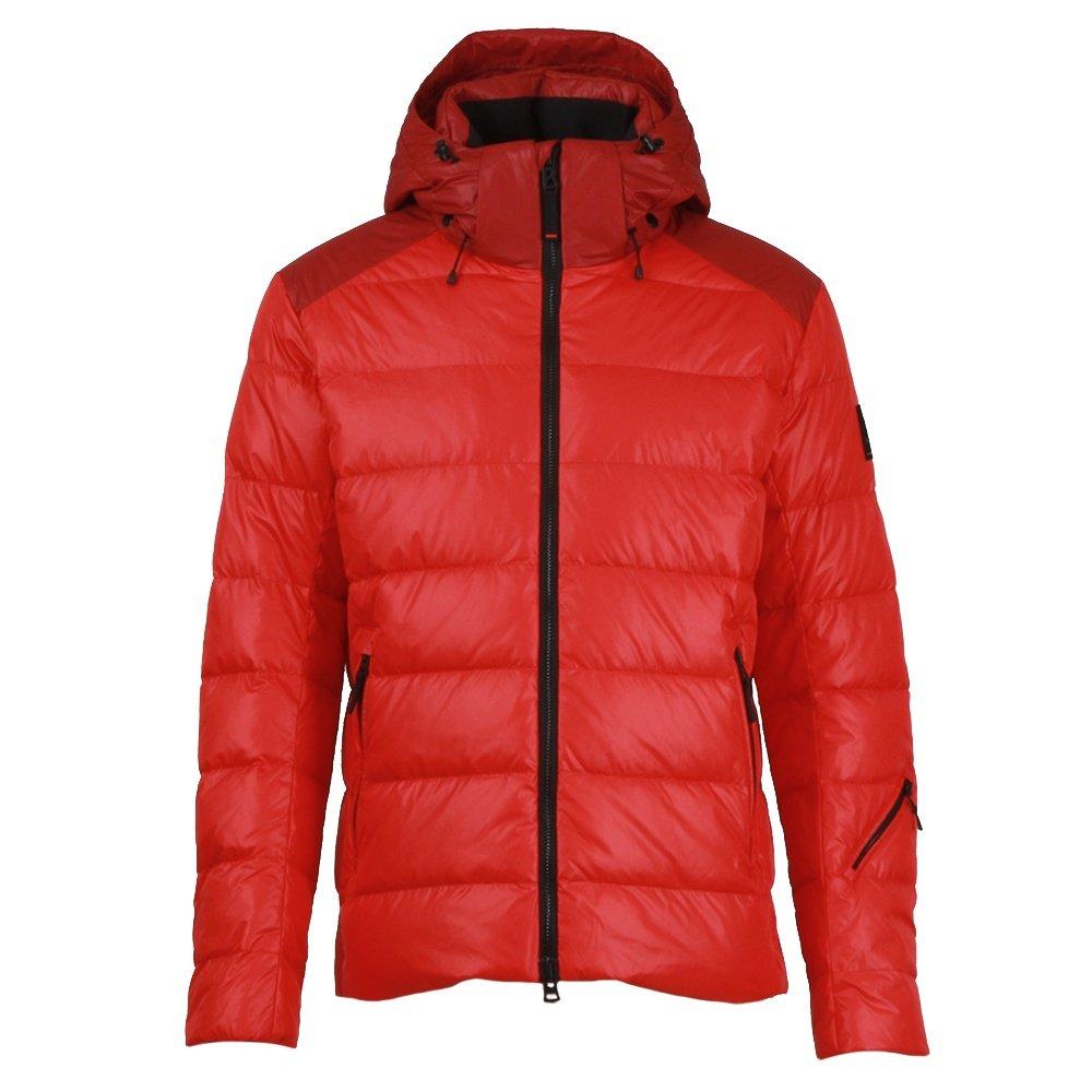 Bogner Fire + Ice Lasse3-D Down Ski Jacket (Men's) - Lava Red