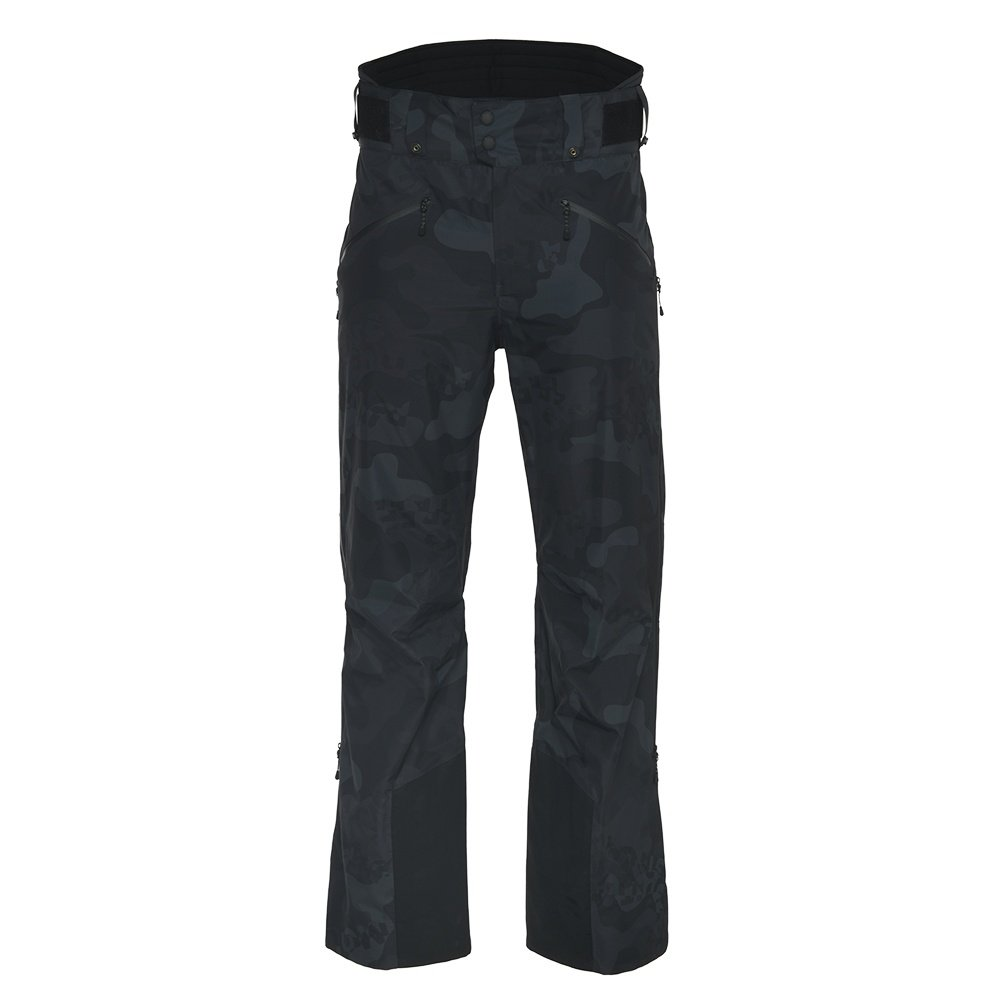 Bogner Fire + Ice Nathan3 Shell Ski Pant (Men's) - Black Camo