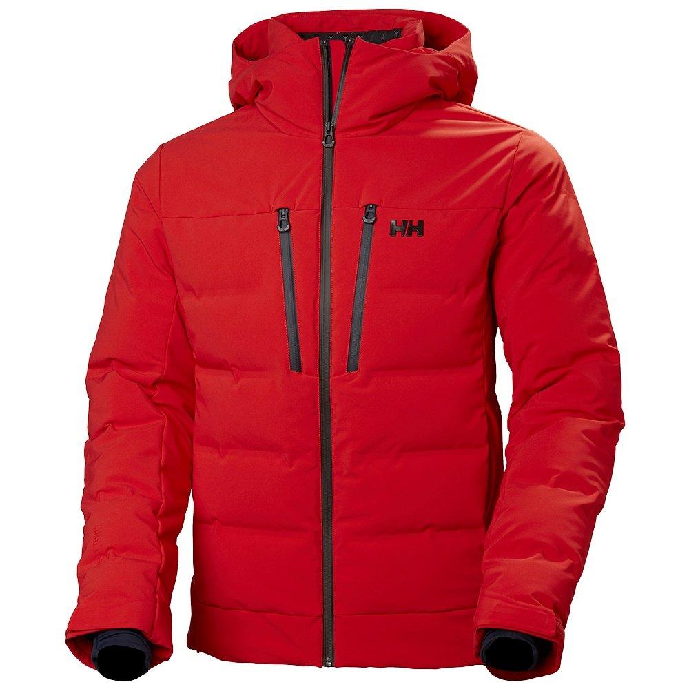 Helly Hansen Rivaridge Puffy Ski Jacket (Men's) - Alert Red