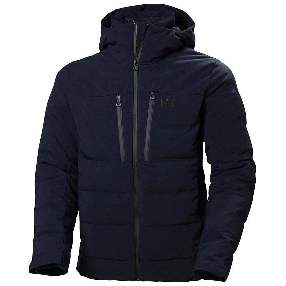 Helly Hansen Rivaridge Puffy Ski Jacket (Men's) - Navy