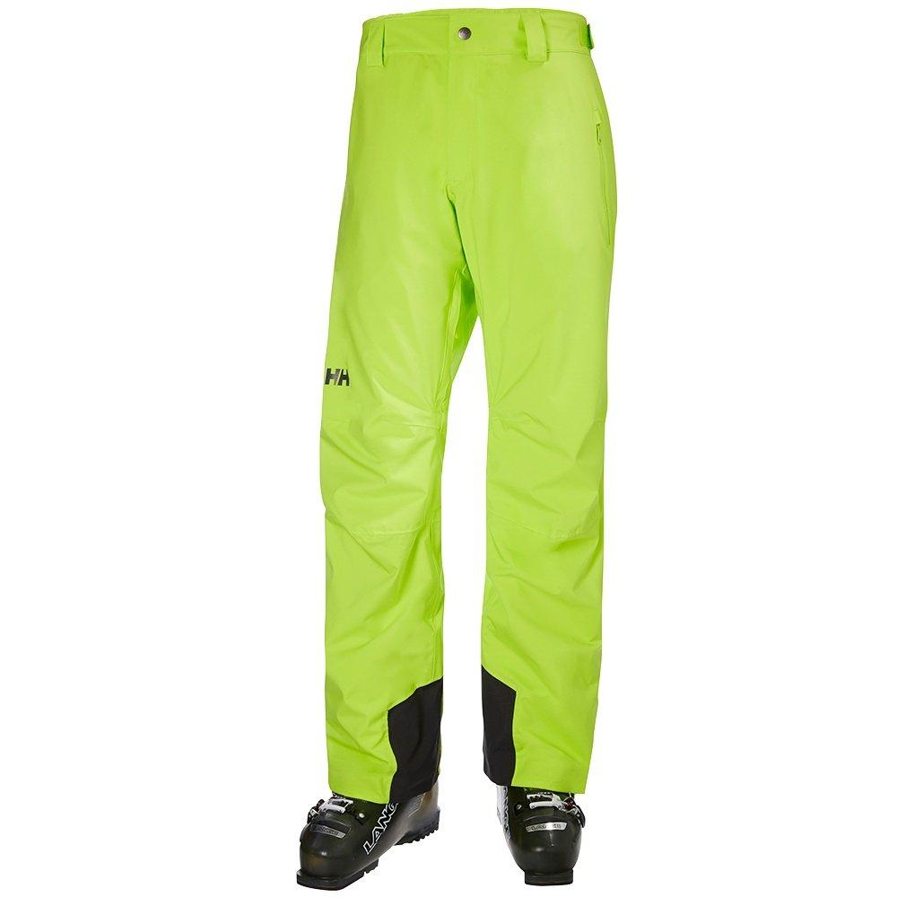 Helly Hansen Legendary Insulated Ski Pant (Men's) - Azid Lime