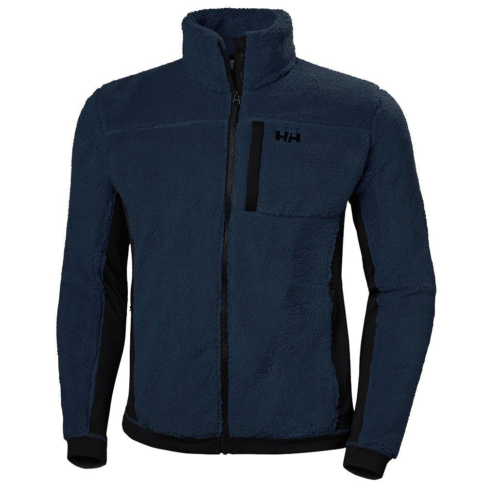 Helly Hansen Juell Pile Fleece Jacket (Men's) - North Sea Blue
