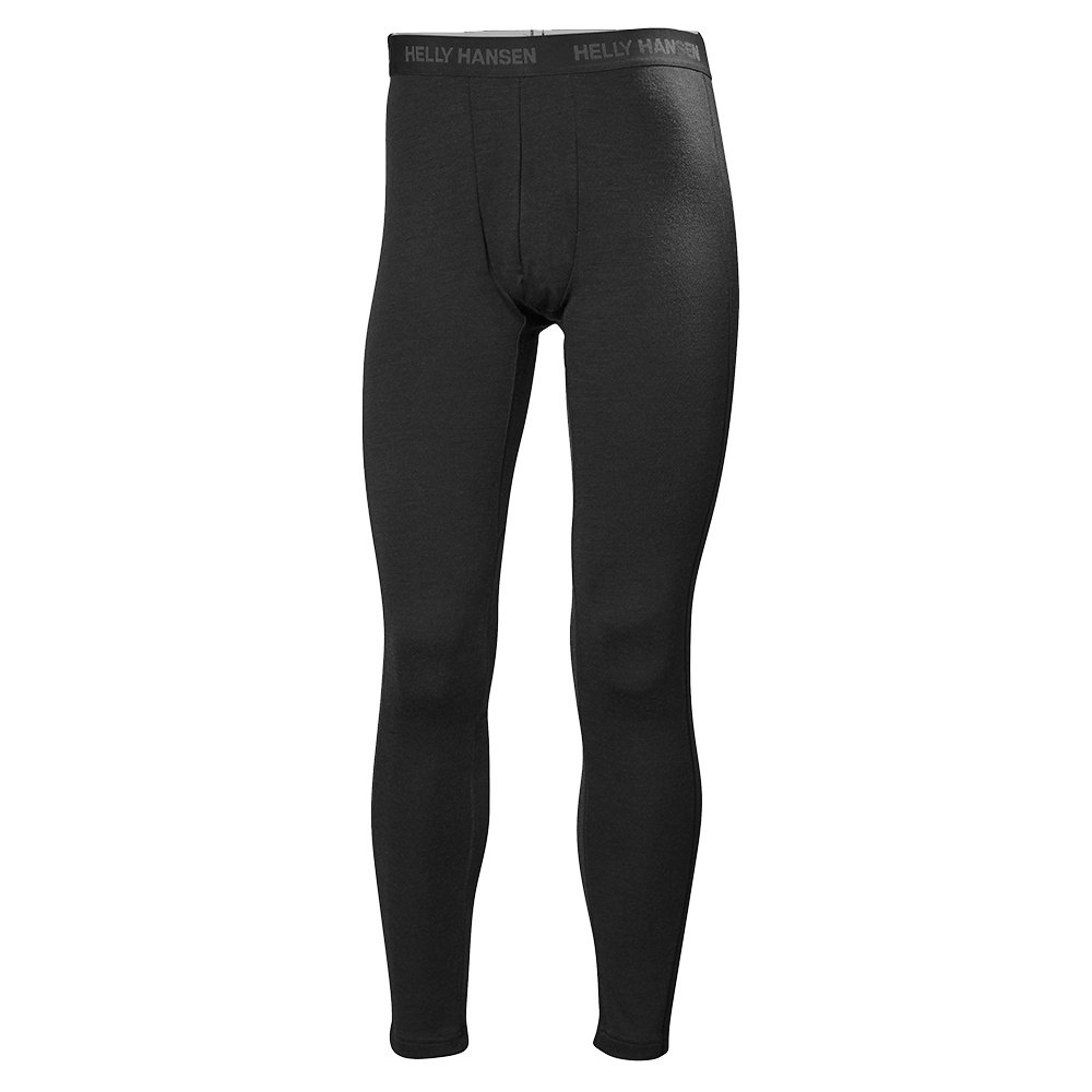 Helly Hansen HH Lifa Merino Baselayer Pant (Men's) - HH Black
