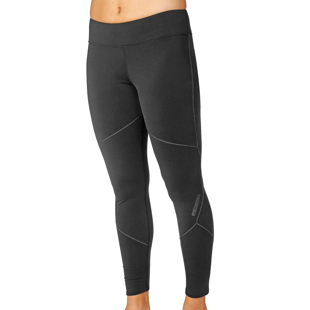 Hot Chillys Ankle Baselayer Tight (Women's) - Black