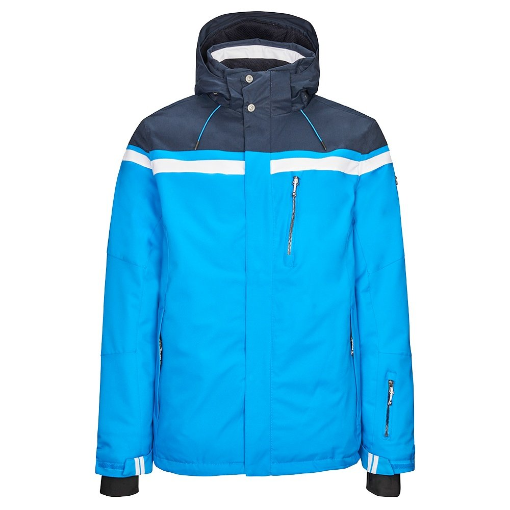 Killtec Tigor Insulated Ski Jacket (Men's) - Blue