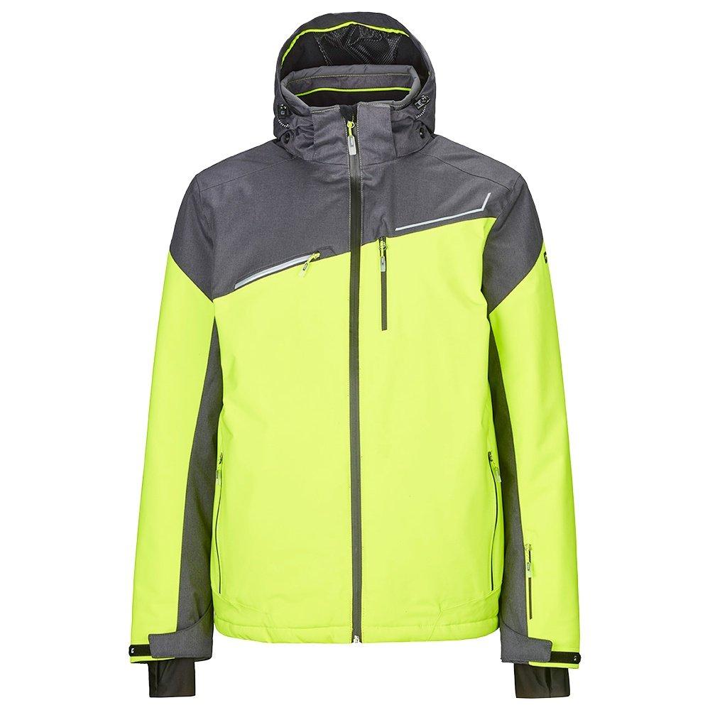 Killtec Den Insulated Ski Jacket (Men's) - Lime