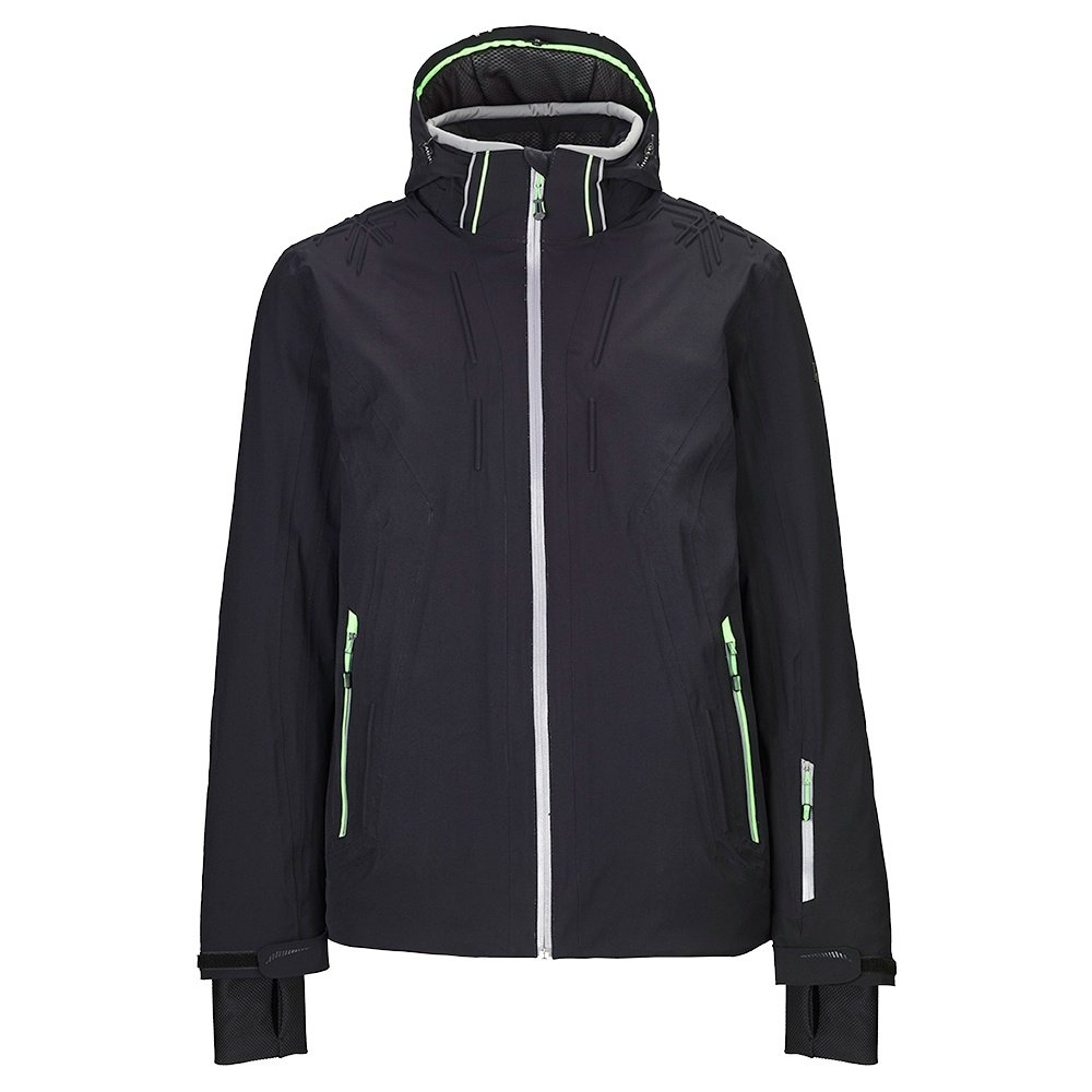 Killtec Miroin Insulated Ski Jacket (Men's) - Black