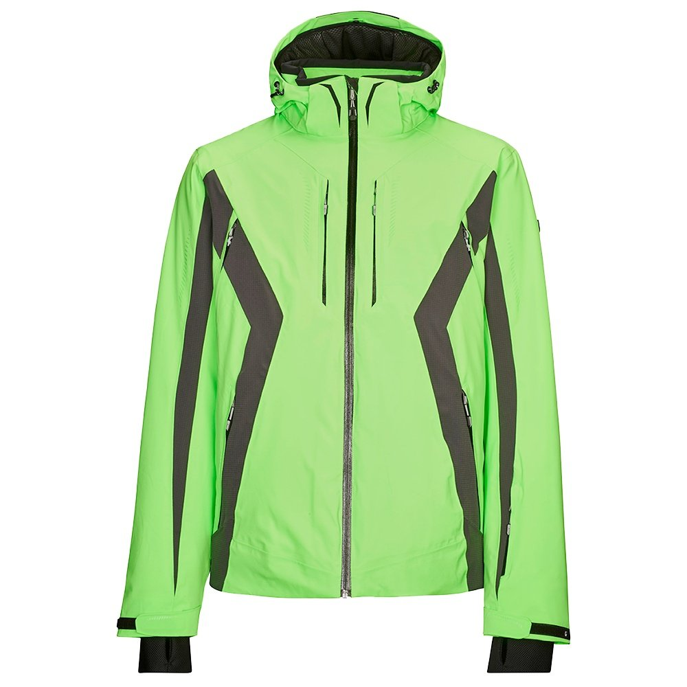 Killtec Beliol Insulated Ski Jacket (Men's) - Bright Green