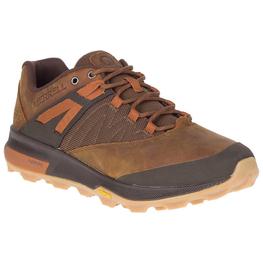 Merrell Zion Trail Running Shoe (Men's) - Dark Olive