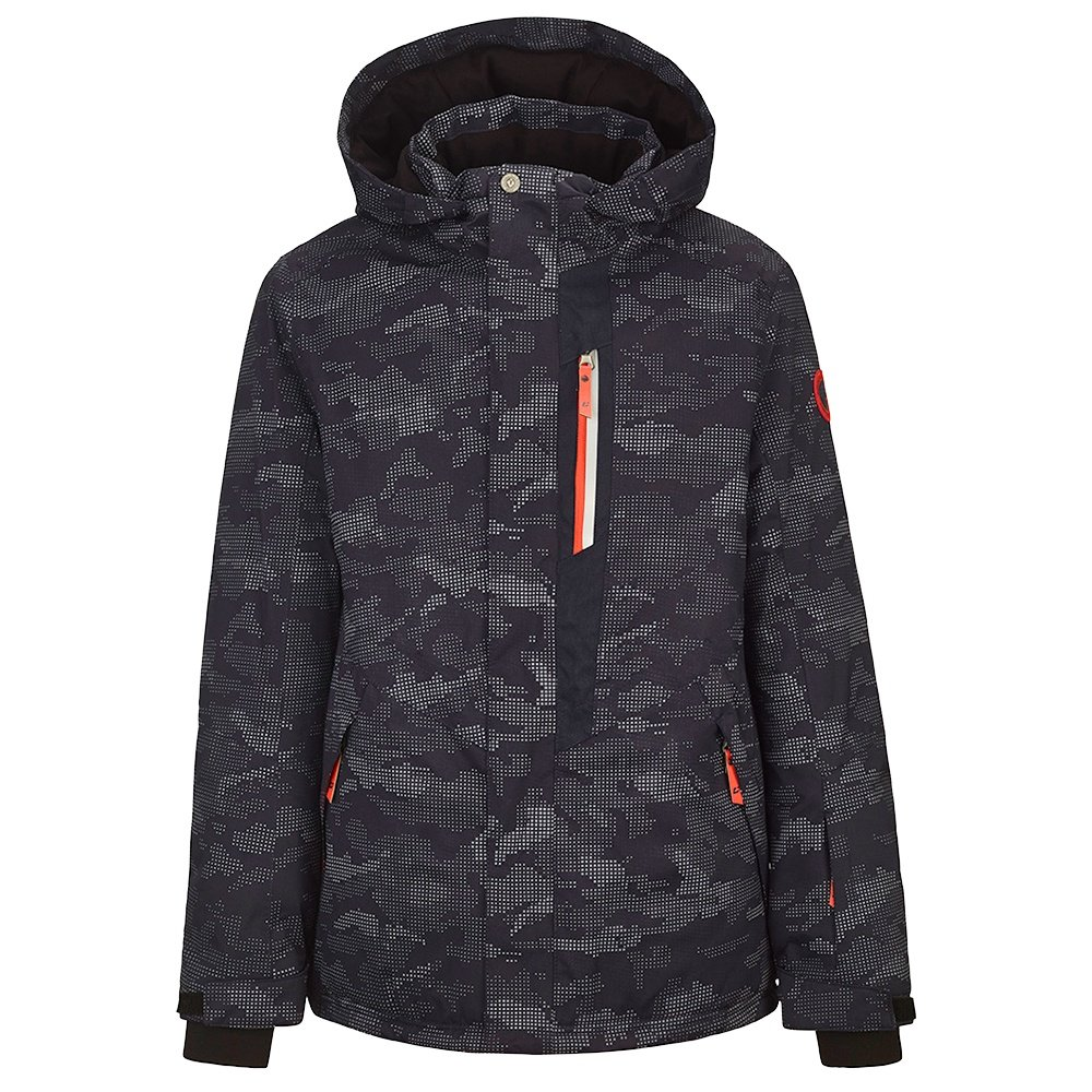 Killtec Zev Insulated Ski Jacket (Boys') - Dark Navy