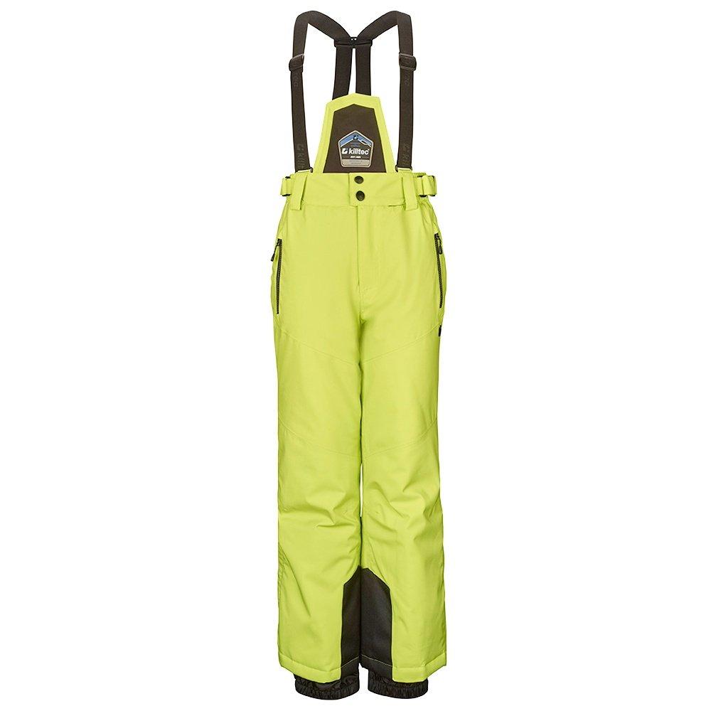 Killtec Norwin Insulated Ski Pant (Boys') - Light Lime