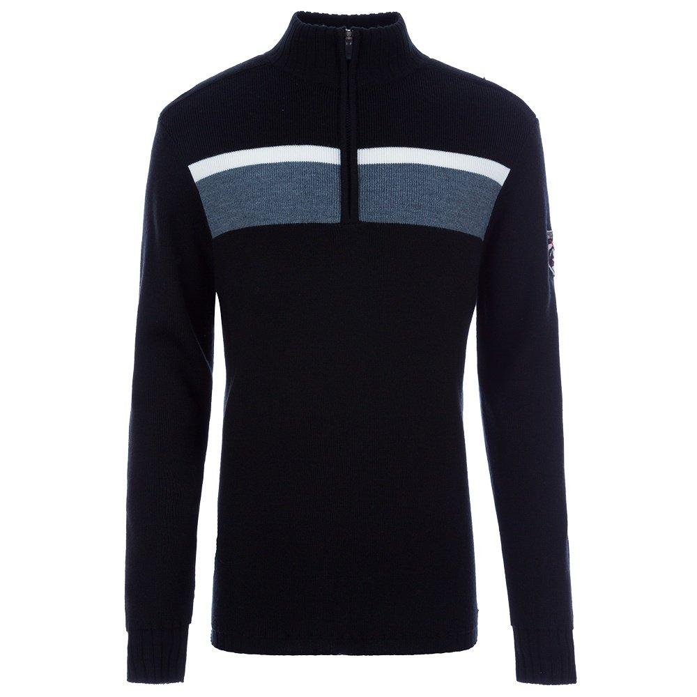 Meister Trevor 1/4-Zip Sweater (Men's) - Black