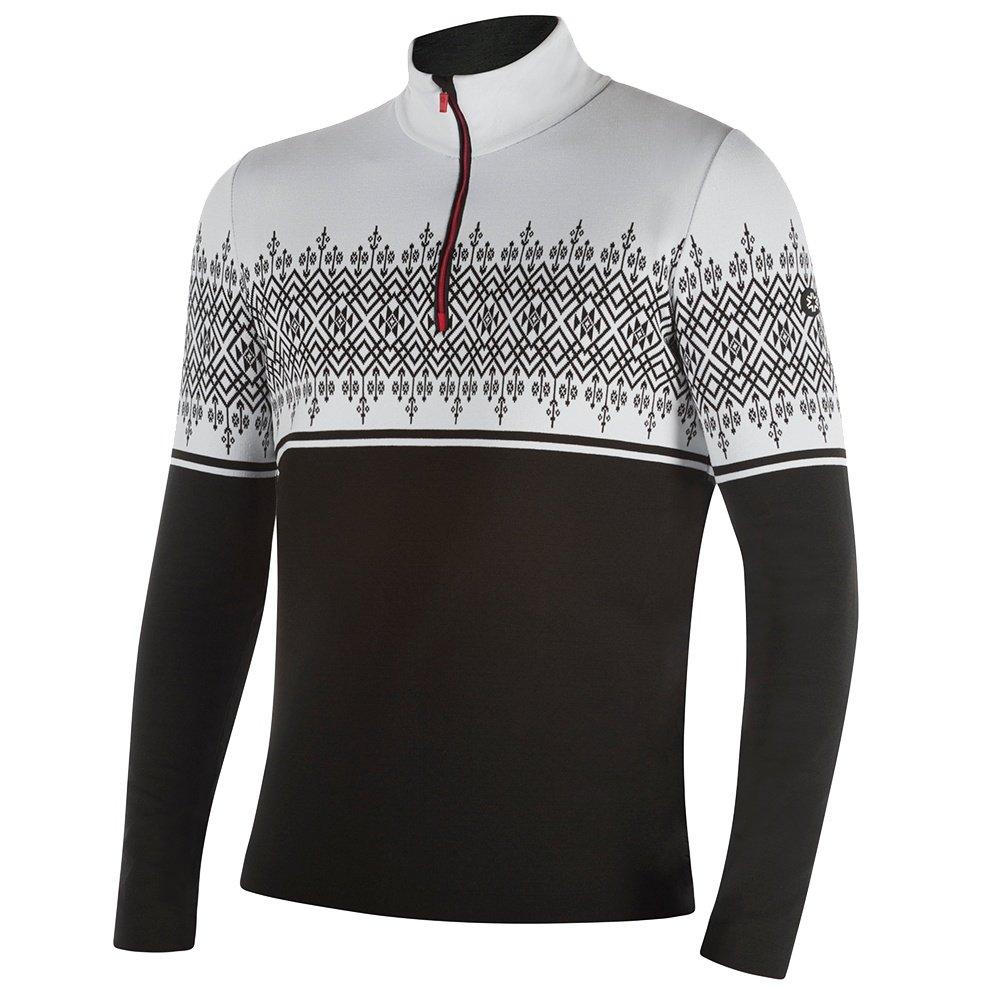 Newland Maximus Sweater (Men's) - Black/White