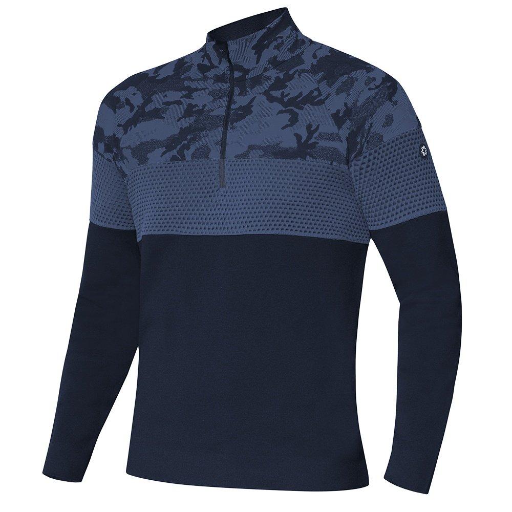 Newland George 1/2-Zip Sweater (Men's) - Navy