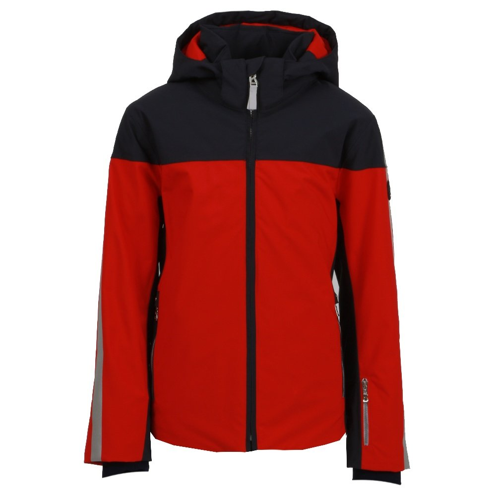 Bogner Lauro Insulated Ski Jacket (Boys') - Fire Engine Red