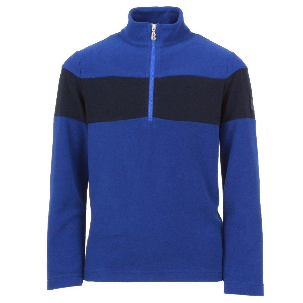 Bogner Benno-1 1/4-Zip Fleece Mid-Layer (Boys') - Cobalt Blue