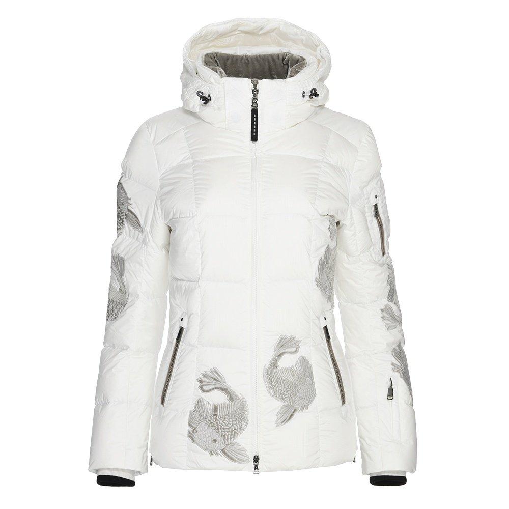 Bogner Geneve-D Down Ski Jacket (Women's) - Off White