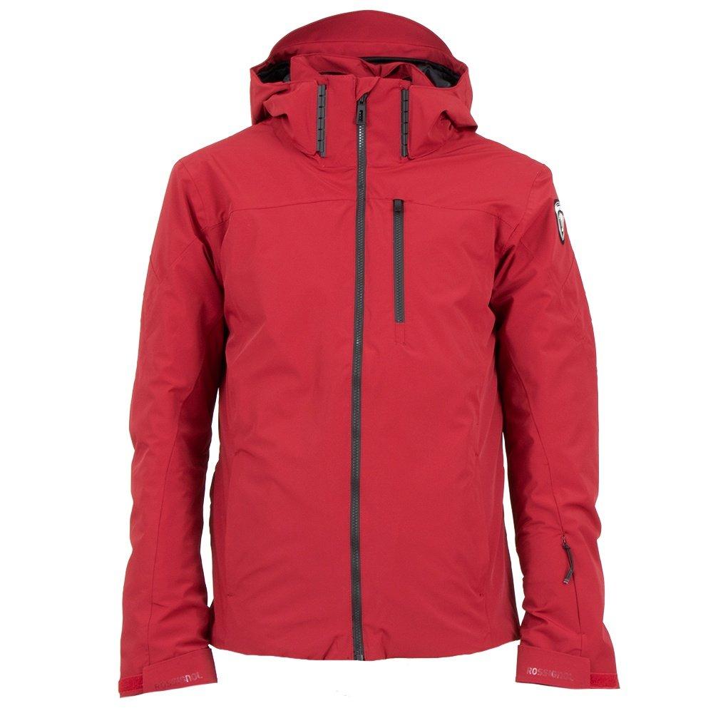 Rossignol Parcours Insulated Ski Jacket (Men's) - Dark Red