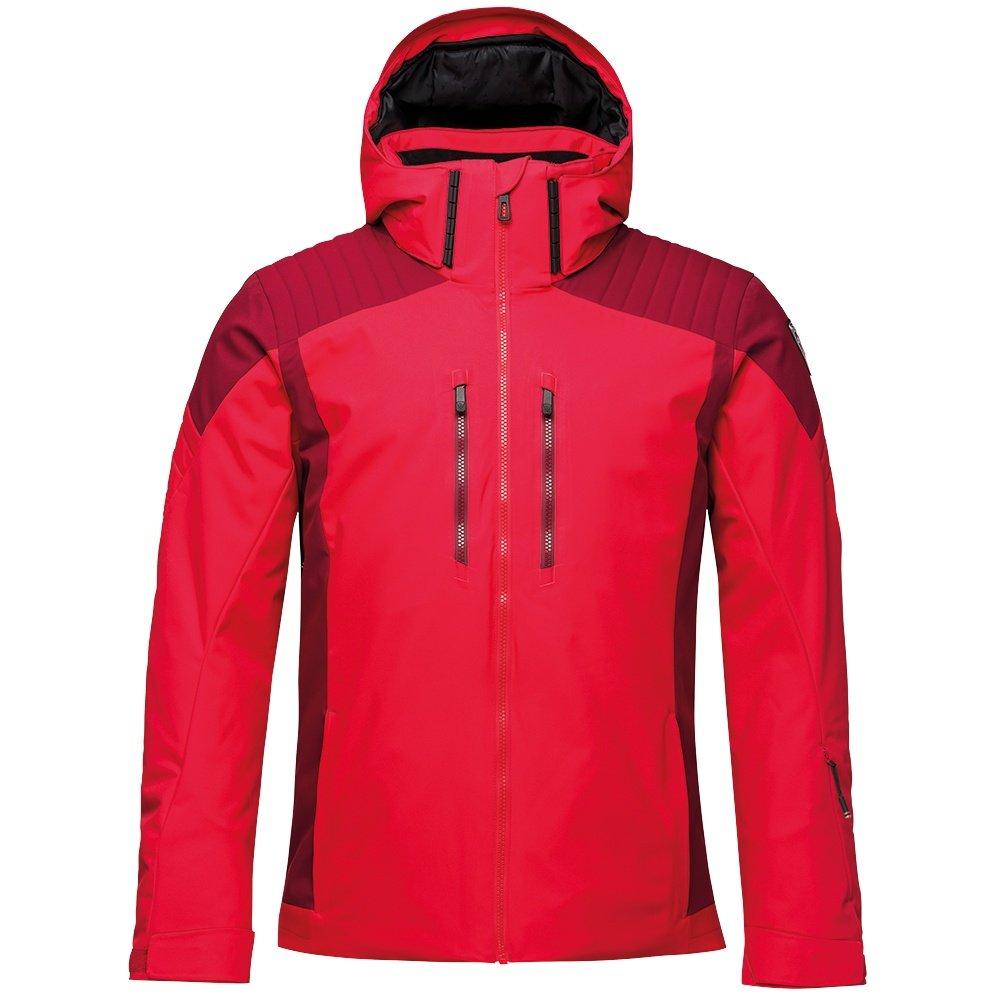 Rossignol Ski Insulated Ski Jacket (Men's) - Sports Red