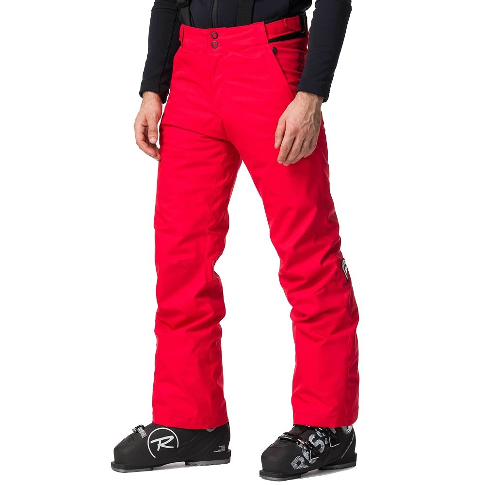 Rossignol Ski Insulated Ski Pant (Men's) - Sports Red