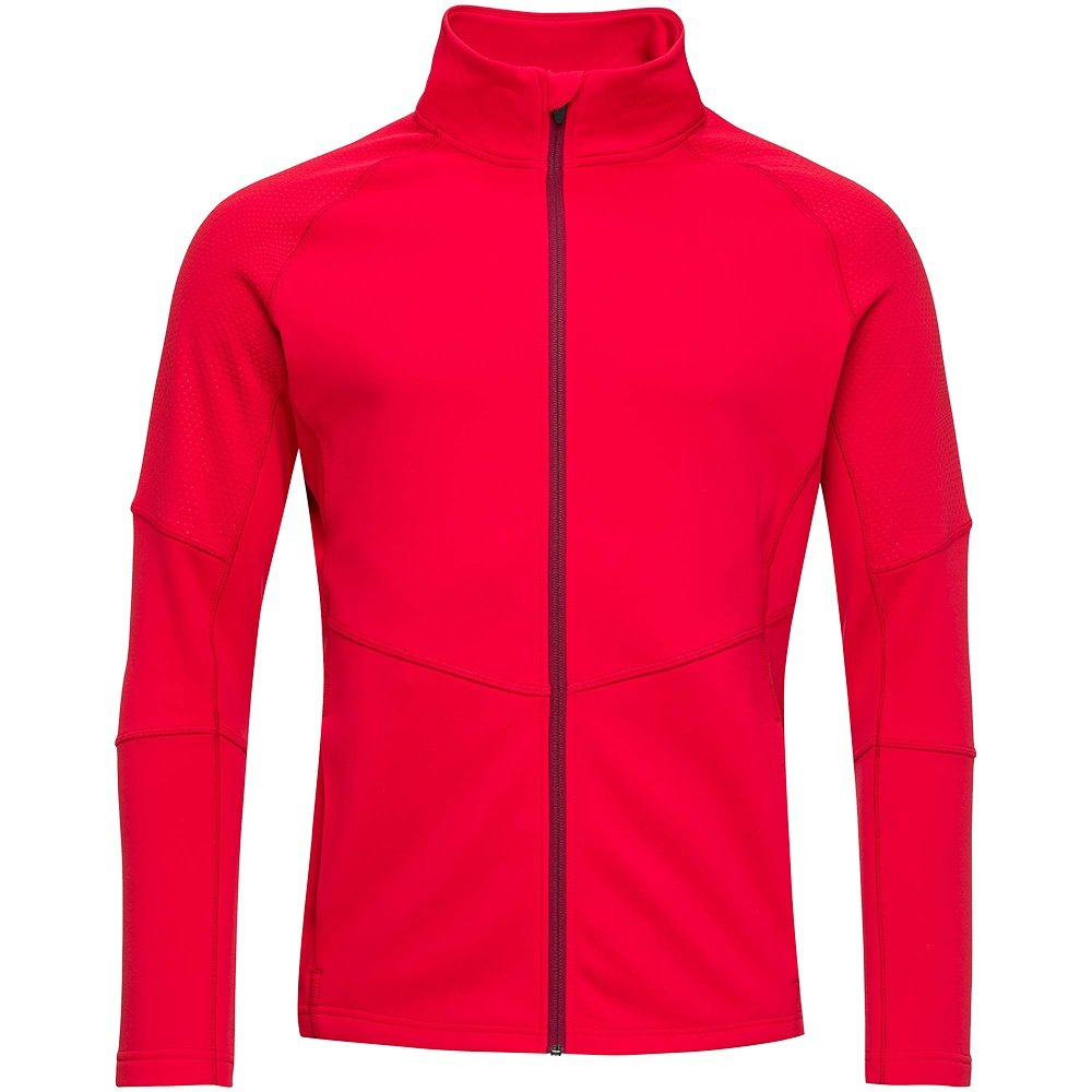 Rossignol Classique Clim Fleece Jacket (Men's) - Sports Red