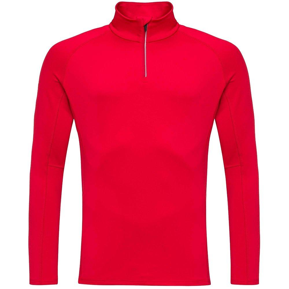 Rossignol Classique 1/2-Zip Mid-Layer (Men's) - Sports Red