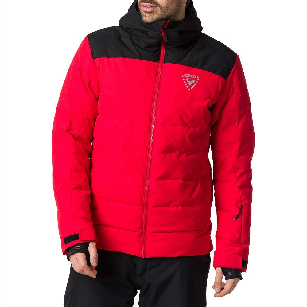 Rossignol Rapide Insulated Ski Jacket (Men's) - Sports Red
