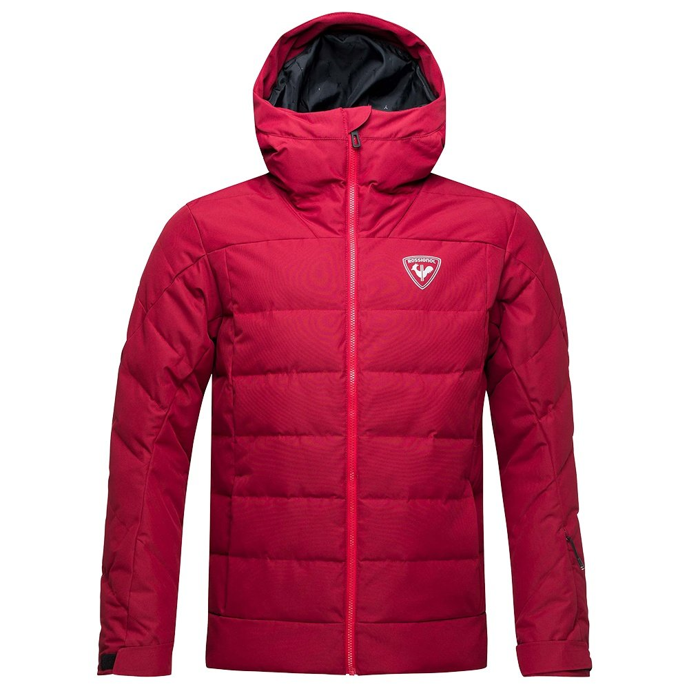 Rossignol Rapide Insulated Ski Jacket (Men's) - Dark Red