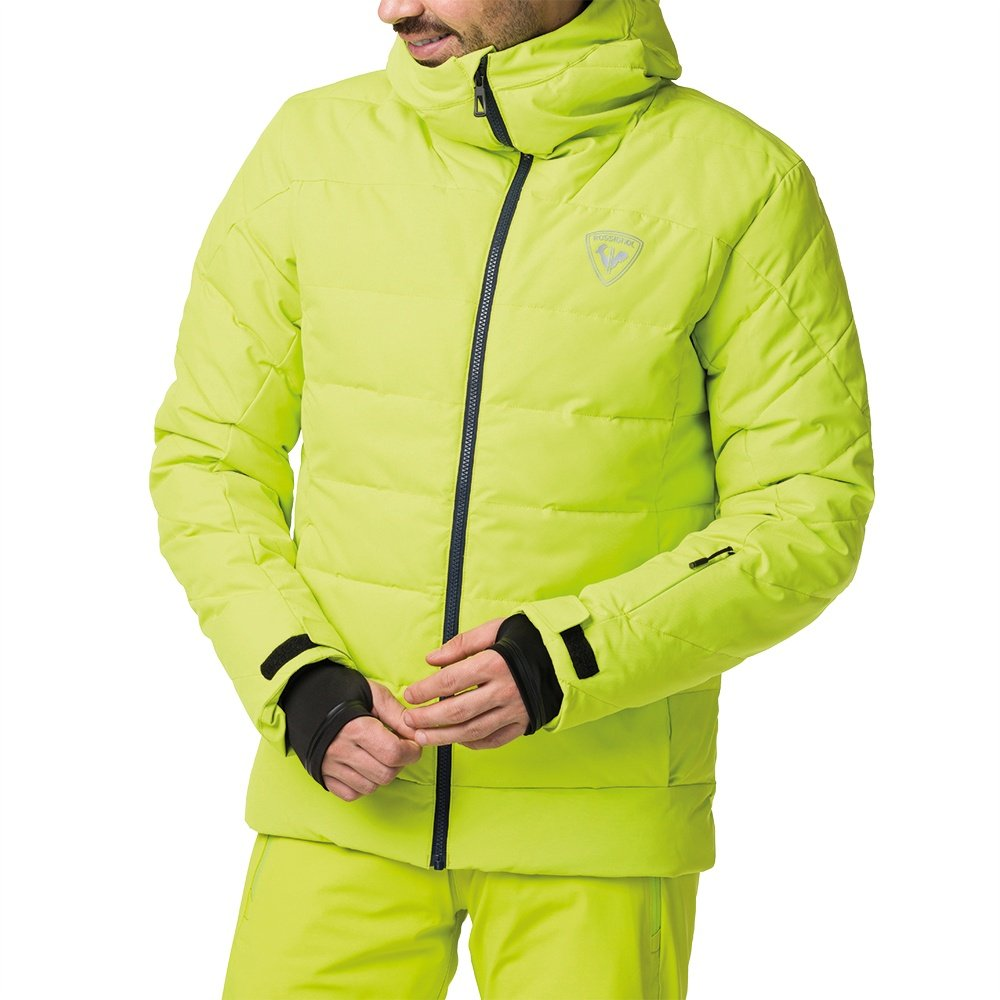 Rossignol Rapide Insulated Ski Jacket (Men's) - Clover