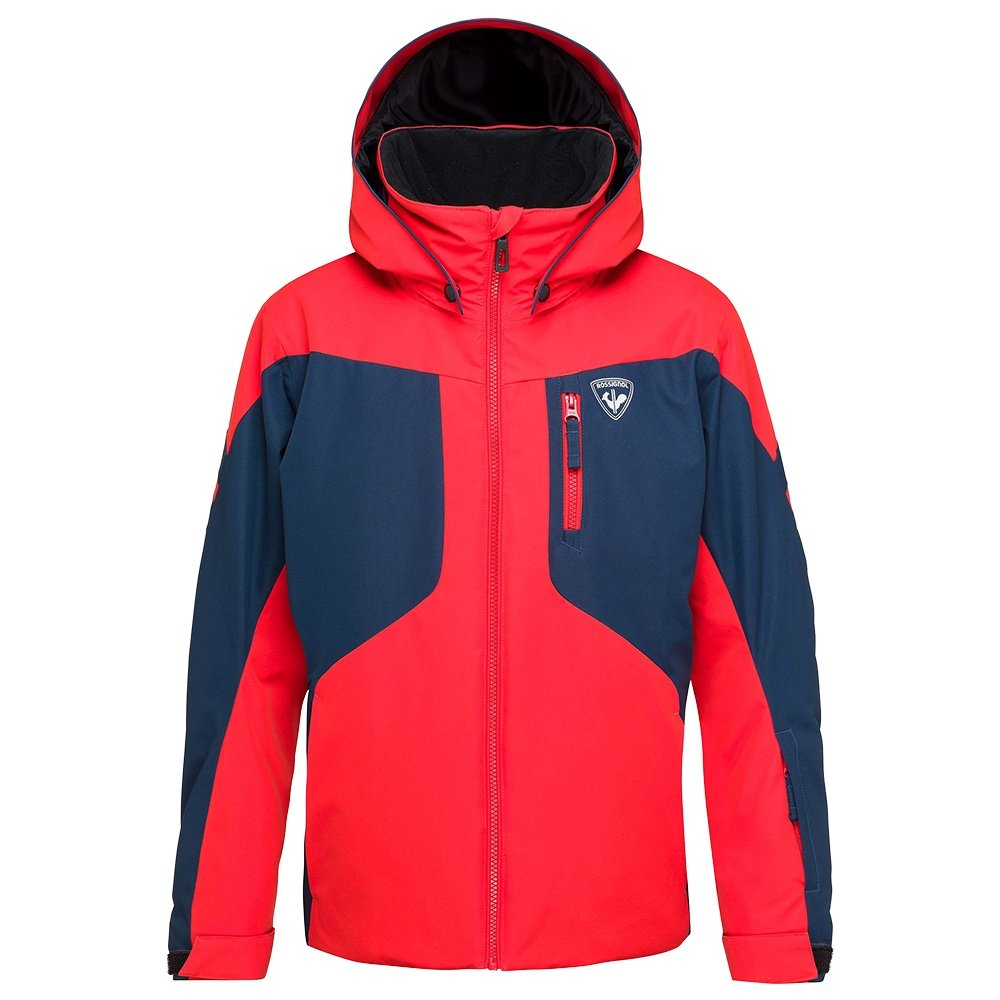 Rossignol Course Insulated Ski Jacket (Boys') - Crimson