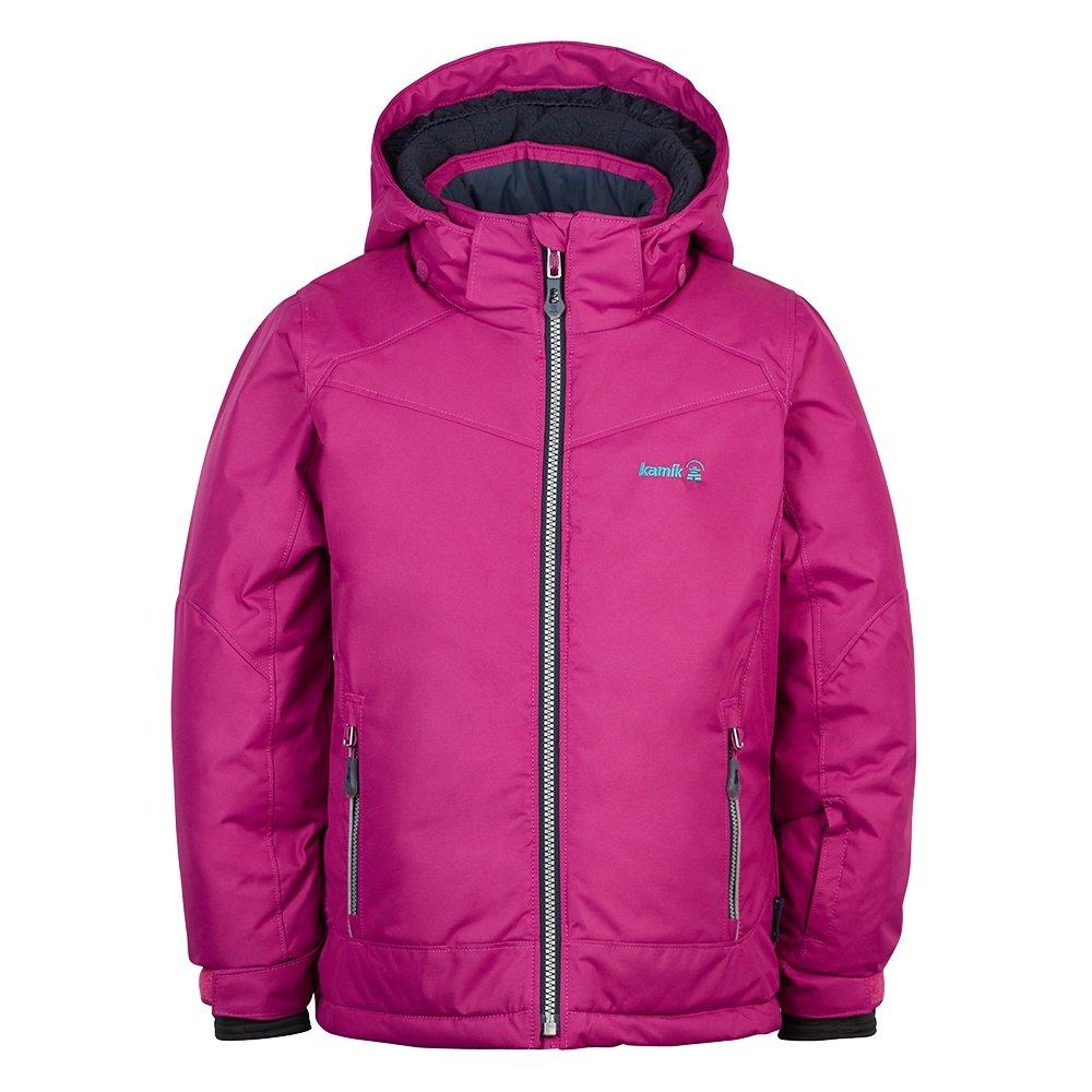 Kamik Aria 2 Insulated Ski Jacket (Girls') - BRY