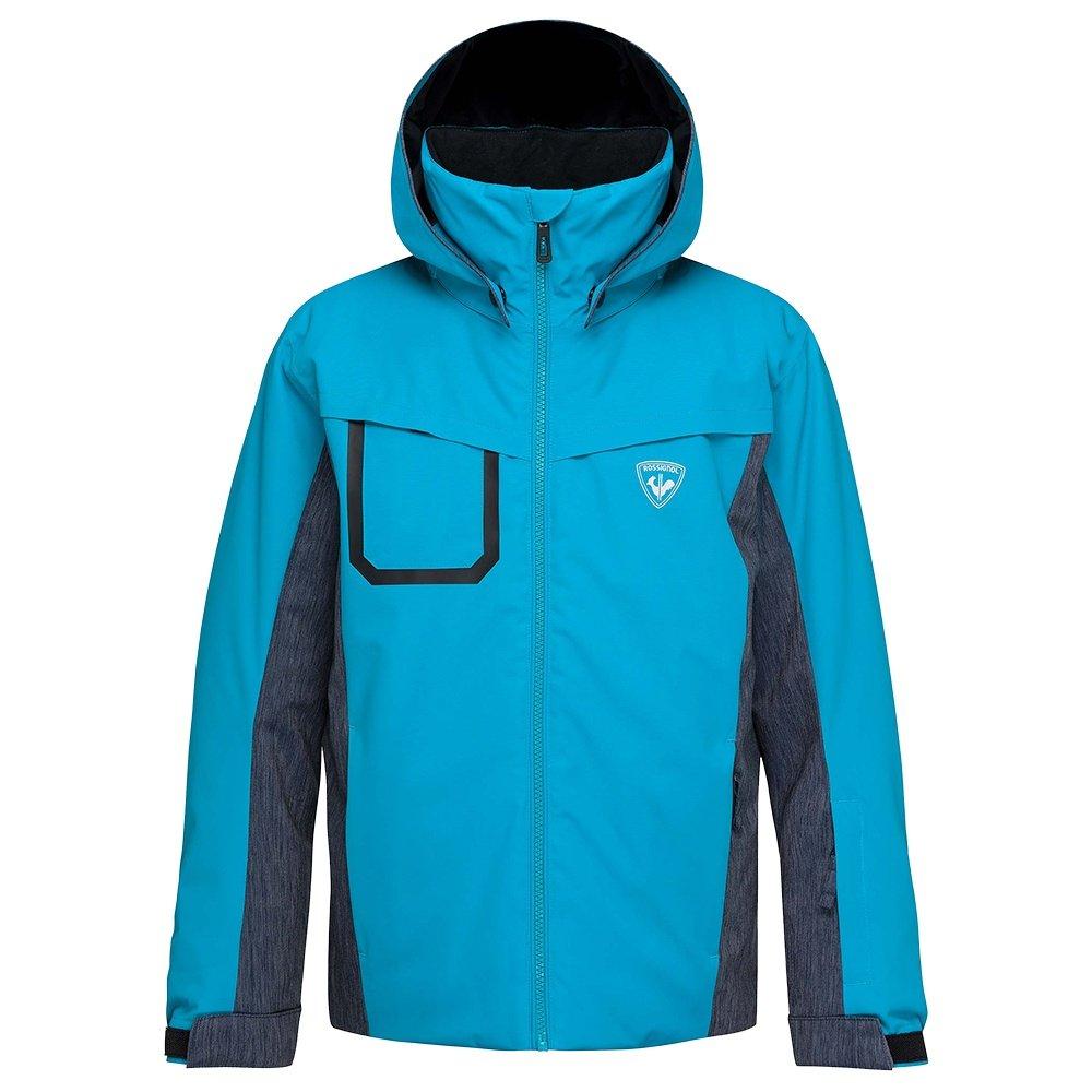 Rossignol Ski Denim Insulated Ski Jacket (Boys') - Methyl