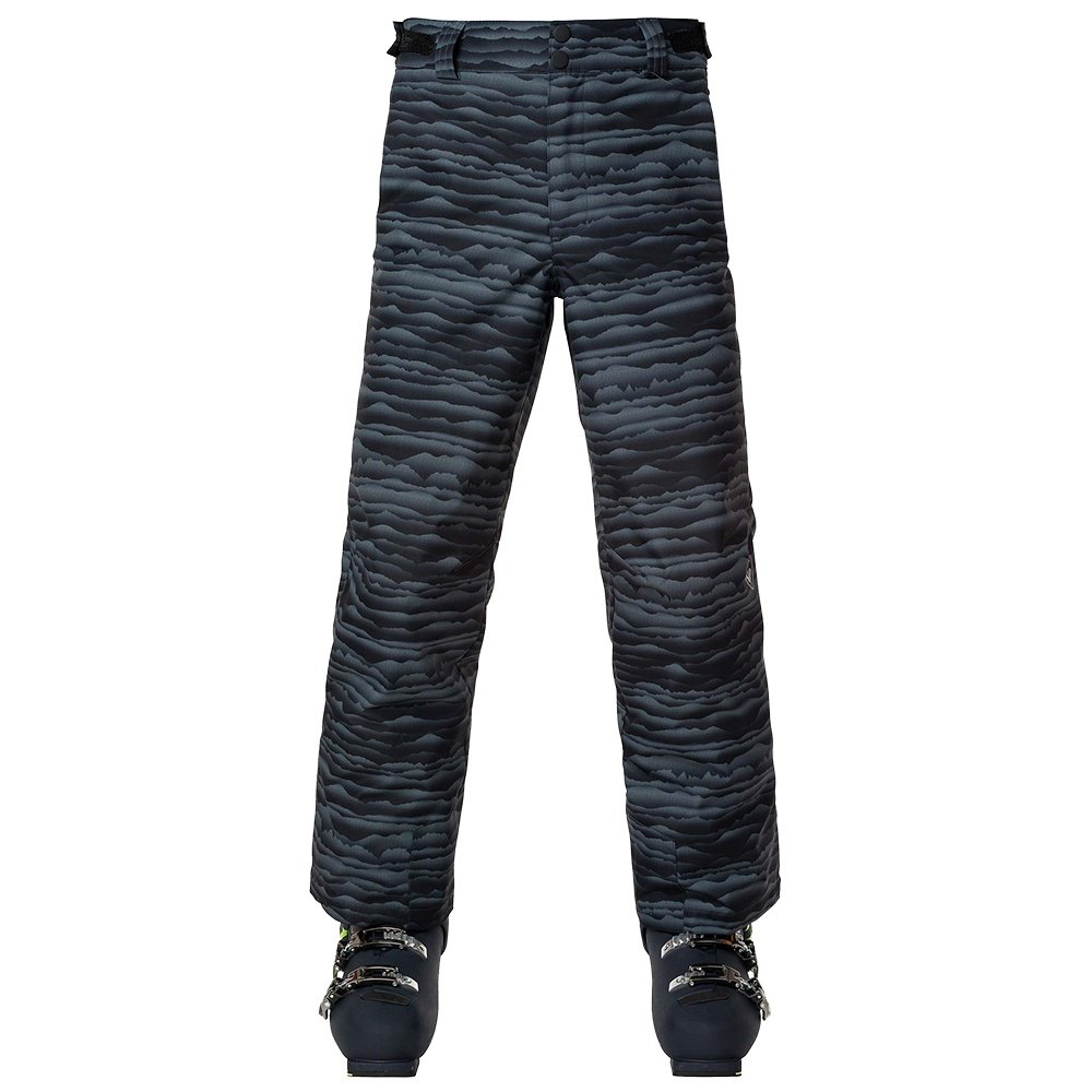 Rossignol Ski Print Insulated Ski Pant (Boys') - Cloudy