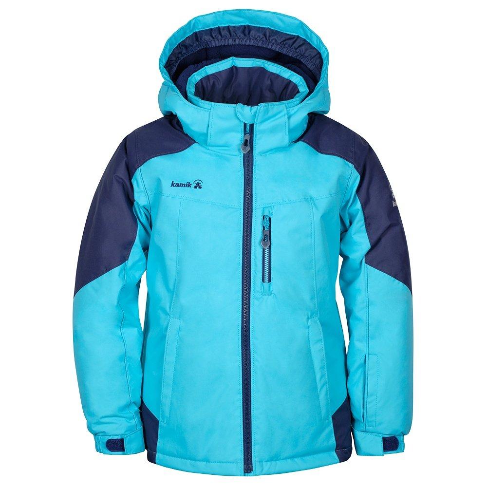 Kamik Min Min Insulated Ski Jacket (Little Girls') - Tide/Navy