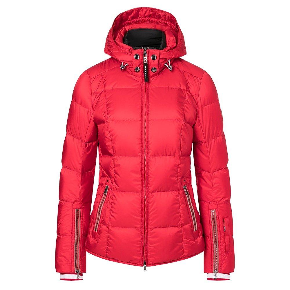Bogner Sanne-D Down Ski Jacket (Women's) - Fire Engine Red