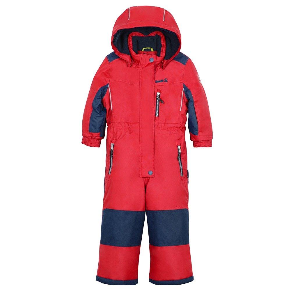 Kamik Lazer One-Piece Insulated Ski Suit (Little Kids') - Red